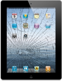 iPad reparatie: Touchscreen vervangen