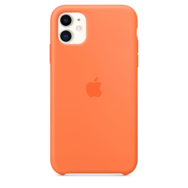 iPhone 11: Silicone case (Vitamine C)