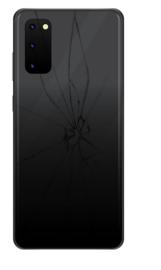 Galaxy S20s (SM-G981F) reparatie: Batterij cover vervangen