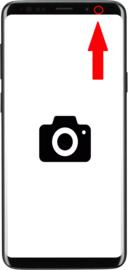 Galaxy S9 (G960F) reparatie: Voorcamera vervangen