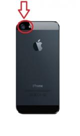 iPhone 5s / SE reparatie: Achter camera vervangen