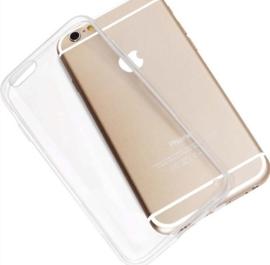 iPhone 6 / 6 plus Transparant Soft case