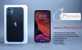 (No.2193) iPhone 11 Black 128GB **A-Grade refurbished**