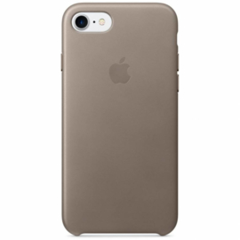 iPhone 7 / 8: Liquid Silicone case (Stone)