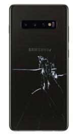 Galaxy S10 (SM-G973F) reparatie: Batterij cover vervangen