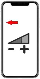 iPhone XS reparatie: Volume knoppen en mute functie