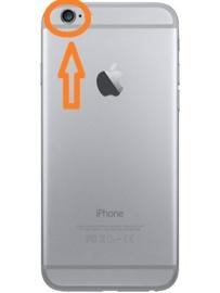 iPhone 6s reparatie: Achter camera vervangen