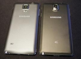 Galaxy Note 4 (N910F) reparatie: Batterij cover vervangen