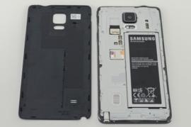 Galaxy Note 4 (N910F) reparatie: Vervangen batterij