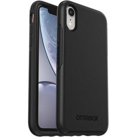 iPhone XR: Otterbox Symmetry series (Black)
