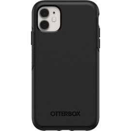 iPhone 11: Otterbox Symmetry (zwart)