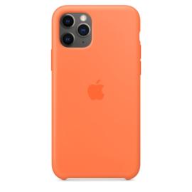 iPhone 11 Pro: Liquid silicone case (Vitamine C)