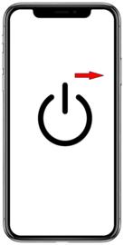 iPhone XS reparatie: Aan / Uit knop repareren