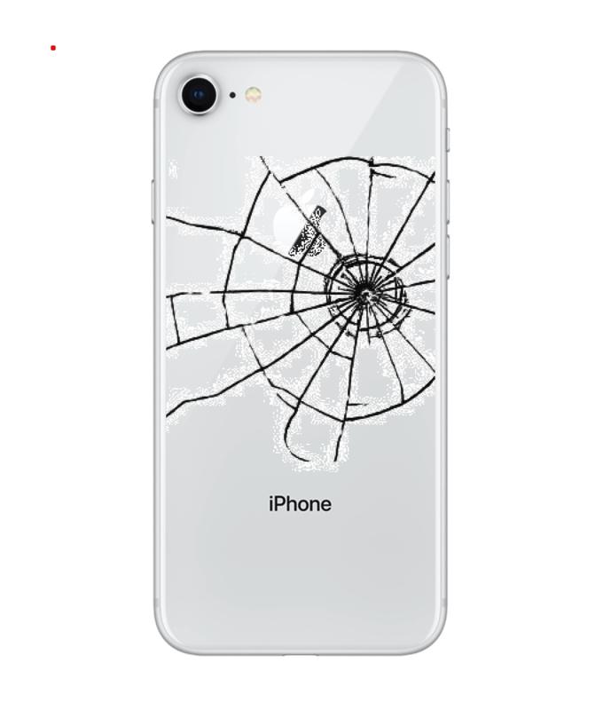 iPhone 8 reparatie: Vervangen Back Cover