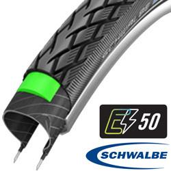 28x1 5/8x1 3/8 Marathon GreenGuard zwart RS 11100007 Schwalbe
