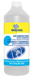 Desinfectiemiddel voor alle oppervlakken