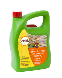 Flitser 3 in 1 Solabiol 3liter
