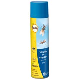 Vliegen en Muggenspray Solabiol 400ml