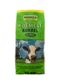 Koemestkorrel Komeco 25kg