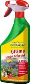 Ultima tegen onkruid & mos Ecostyle gebruiksklaar 750ml