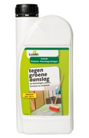 Groene aanslagreiniger Luxan 1liter