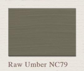 NC79 Raw Umber, Eggshell (0.75L)