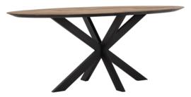 TI 601380 | Timeless eettafel Shape ovaal 200 cm - ovaal | DTP Home