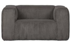 377316-RE | Bean fauteuil grove ribstof terrazzo | WOOOD Exclusive
