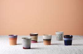ACE6860   Ceramic 70's mug: sunset   HKliving