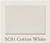 SC01 Cotton White, Matt Emulsions (2.5LT)