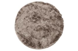 800282-N | Praline vloerkleed nougat Ø200cm | BePureHome - Verwacht op 31-12