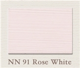 NN91 Rose White, Matt Emulsions (2.5LT)