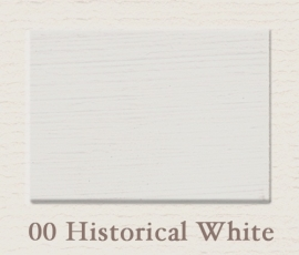 00 Historical White, Eggshell (0.75L)