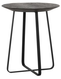 HI 301141 | salontafel Neptunes small - zwart  | DTP Home