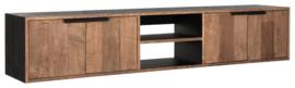 CS 605136 | Cosmo Hangend TV meubel No.1 large - 205 cm | DTP Home