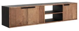 CS 605134 | Cosmo Hangend TV meubel No.1 medium - 165 cm | DTP Home