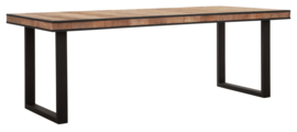 CS 605734   Cosmo Eettafel - 225 cm   DTP Home