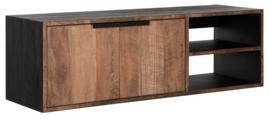 CS 605132 | Cosmo Hangend TV meubel No.1 small - 125 cm | DTP Home