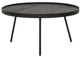 HI 301135 | Salontafel Saturnus zwart large - 30xØ60 cm | DTP Home