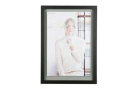 800631-Z | Shift fotolijst met houten rand x-large 70x50 | BePureHome - AFHAALARTIKEL!