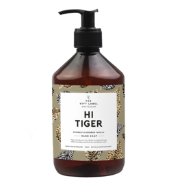 1011500 | Hand soap 500ml - Hi tiger | The Gift Label