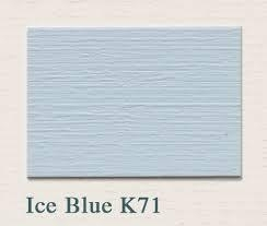 Ice Blue K71, Matt Emulsions (2.5LT)