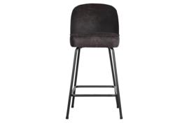 800294-01 | Vogue barstoel 65cm leer zwart | BePureHome