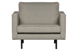 801541-N | Rodeo stretched fauteuil nougat | BePureHome