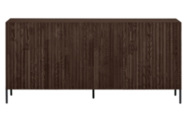 373383-B | Gravure dressoir essen bruin [fsc] | WOOOD Exclusive