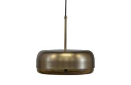 375413-Z | Safa hanglamp horizontaal metaal glas brass | WOOOD Exclusive - Verwacht op 01-10!