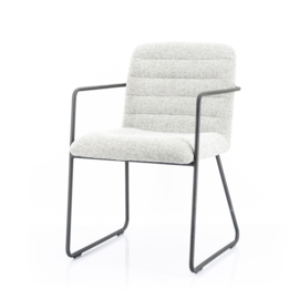 210030 | Chair Artego - light grey | By-Boo