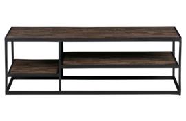 373317-N | Vic salontafel hout/metaal 120x60 | WOOOD