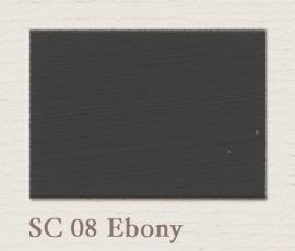 SC 08 Ebony, Matt Lak (0.75L)