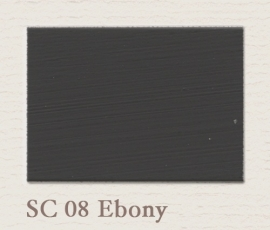 SC 08 Ebony, Eggshell (0.75L)